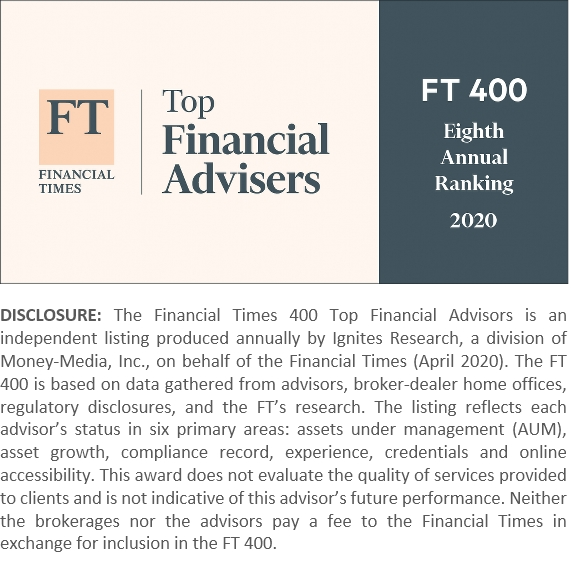 FT 400 home page with disclosure