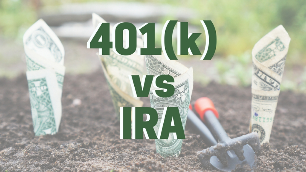 401(k) vs. IRA: What are the Differences?