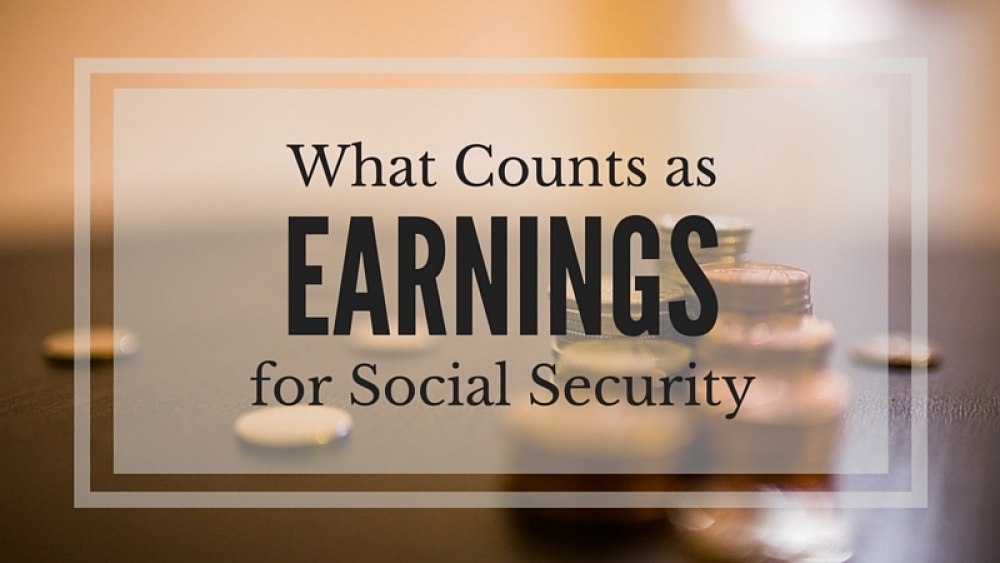 What Counts as Earnings for Social Security